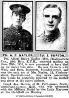 11th 464 Pte AB Naylor 30 September 1919 HDM.JPG